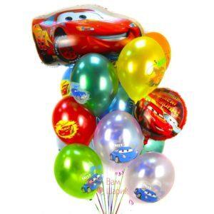 Композиция С Днем Рождения! Disney Тачки