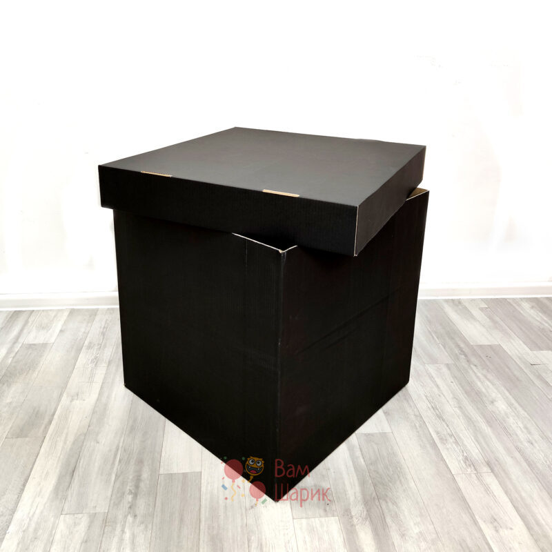 Черная коробка для шаров