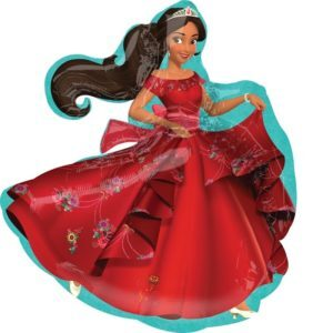 Фольгированная фигура принцесса Анна из Авалора