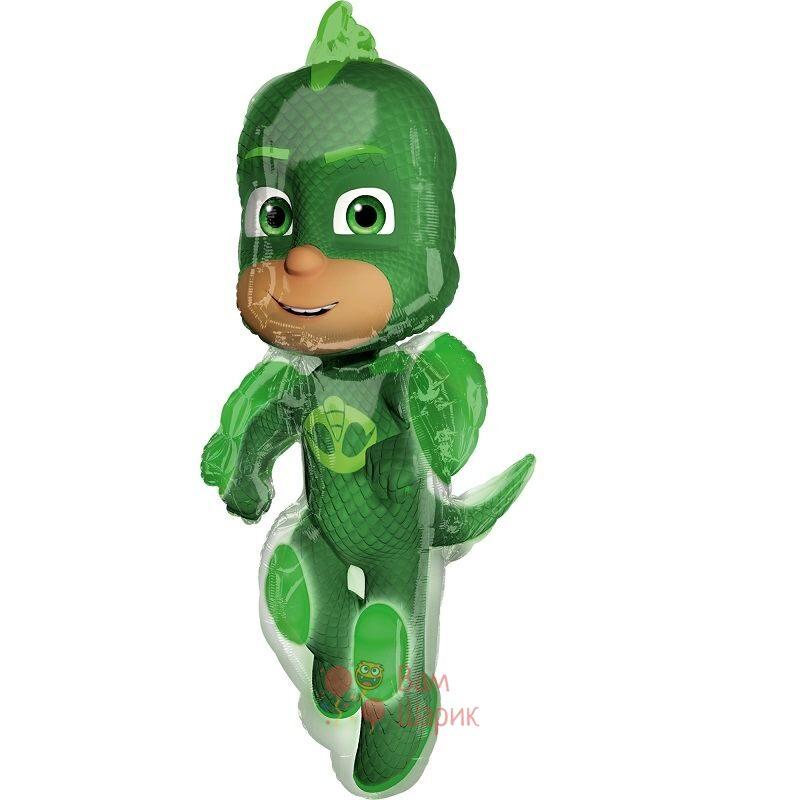 Фольгированная фигура герои в масках Гекко