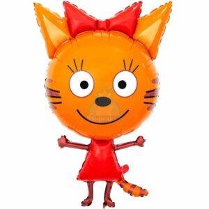 Фольгированная фигура Карамелька три кота