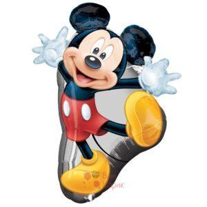 Фольгированная фигура Микки Маус